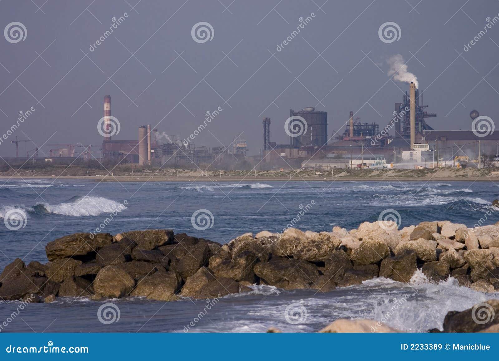 Strandraffinerie