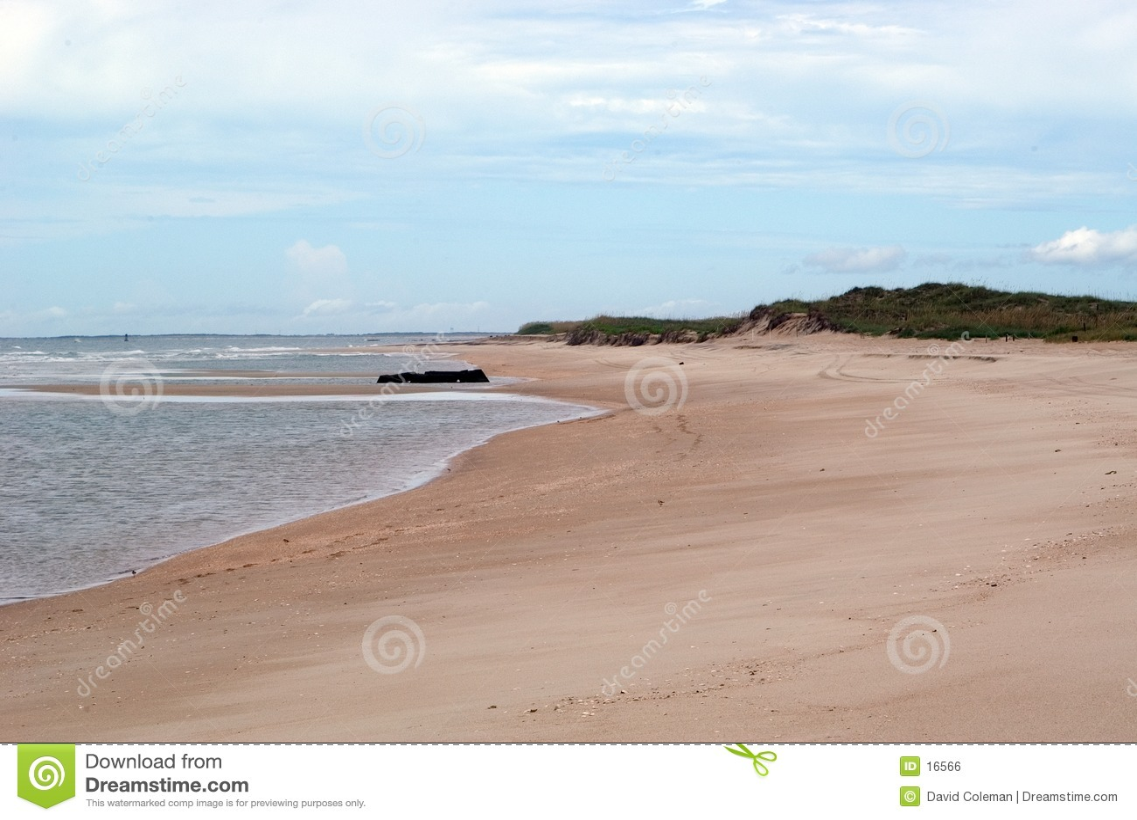 Strandsikt