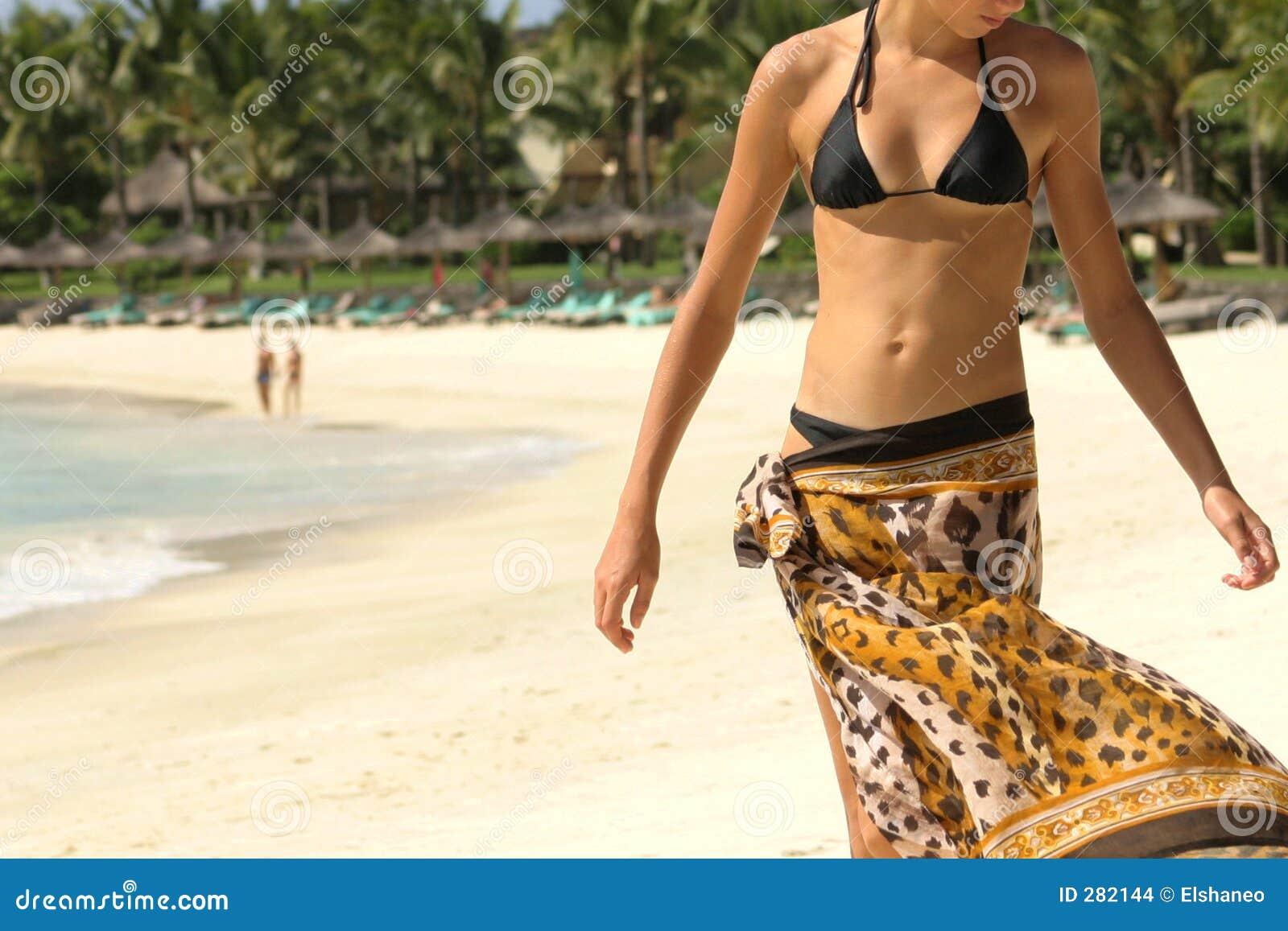 Strandskönhet