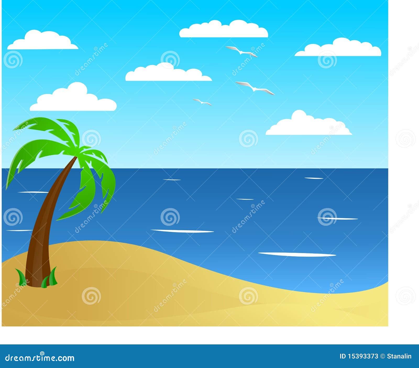 Strandsommar