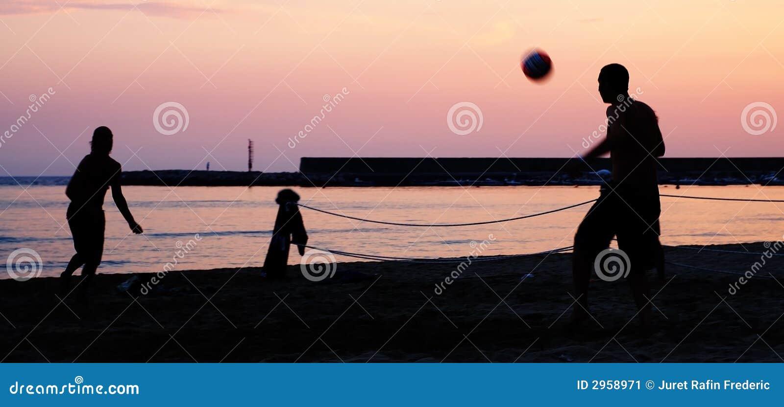Strandspelarefotboll