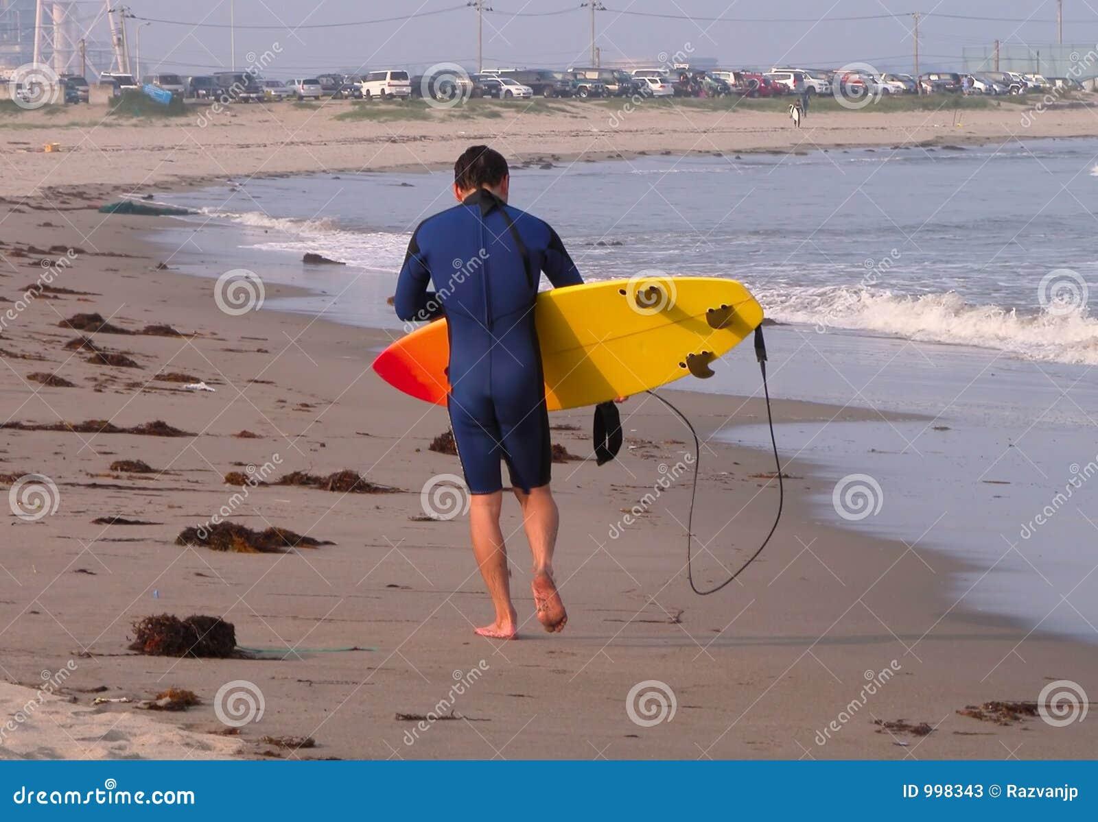 Strandsurfare