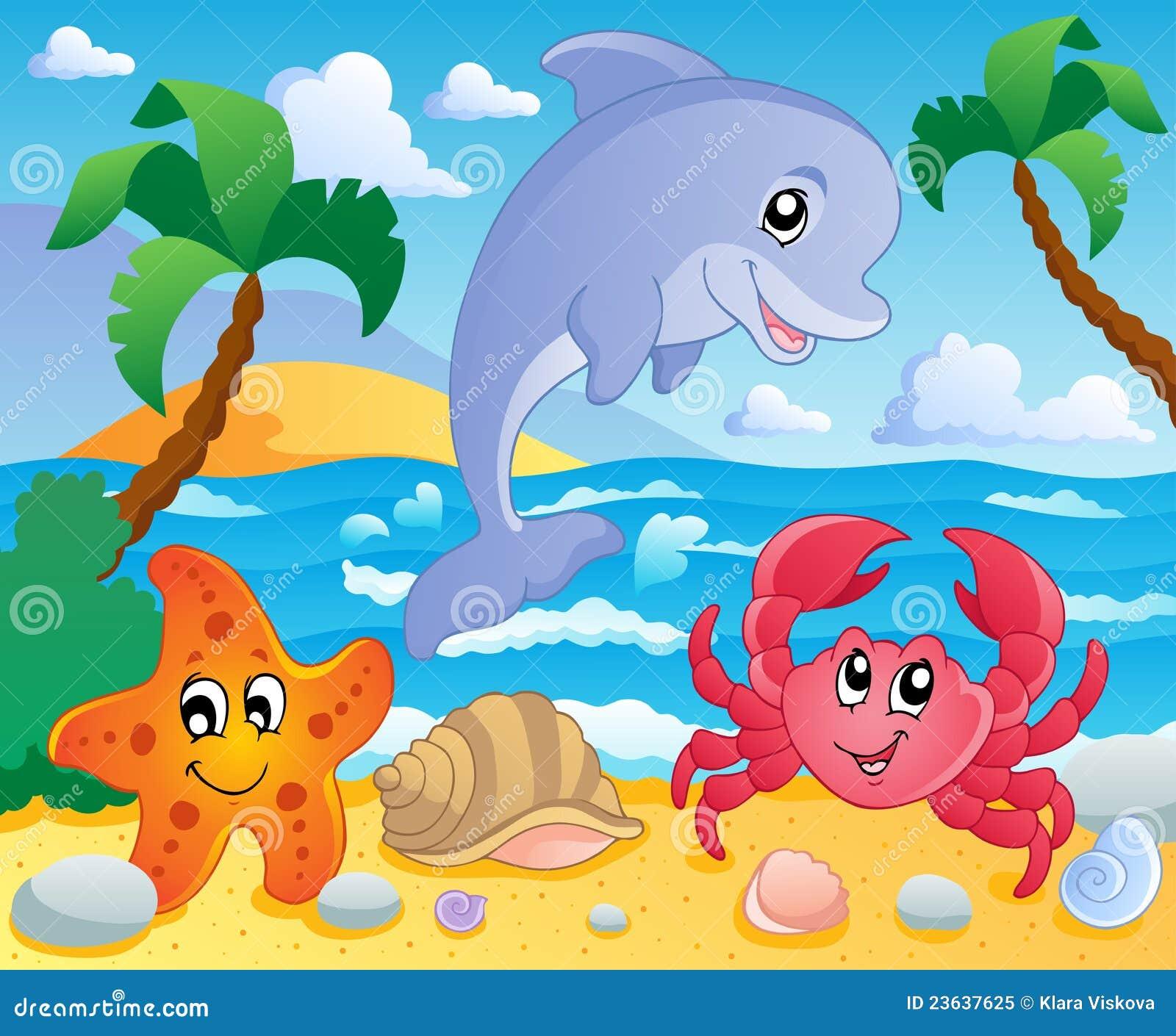 Strandthemalandschaft 3