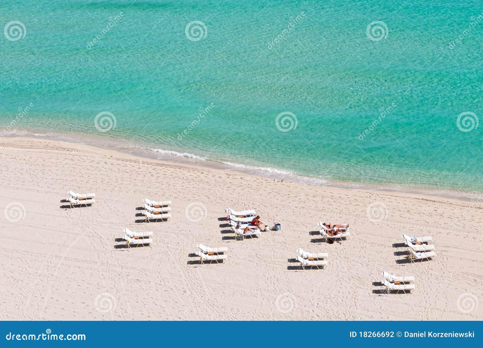 Strandturister