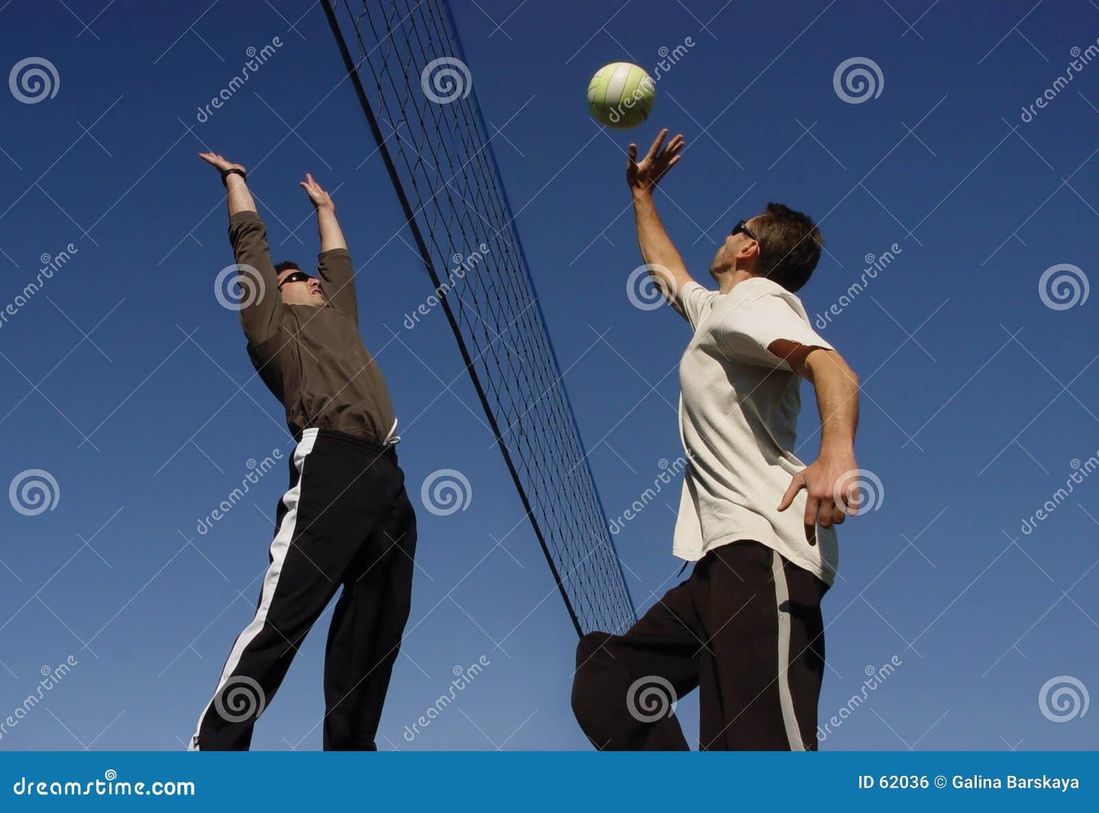 Strandvolleyboll