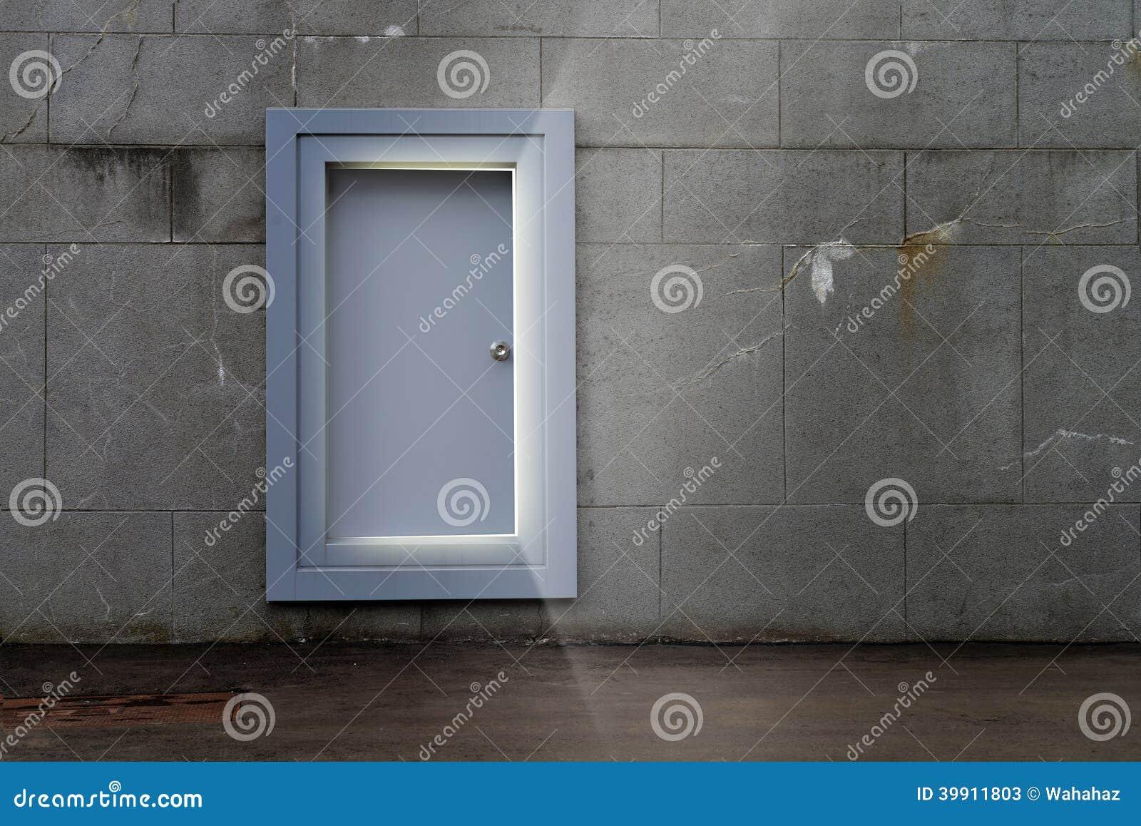 Strange door & Strange door stock image. Image of mystery darkness - 39911803