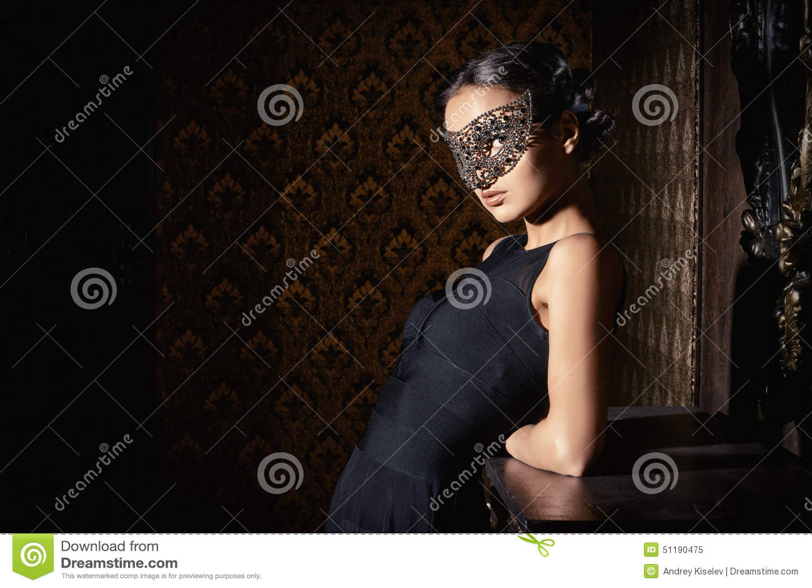 A masked stranger made me cum mutliple times nina rivera 8