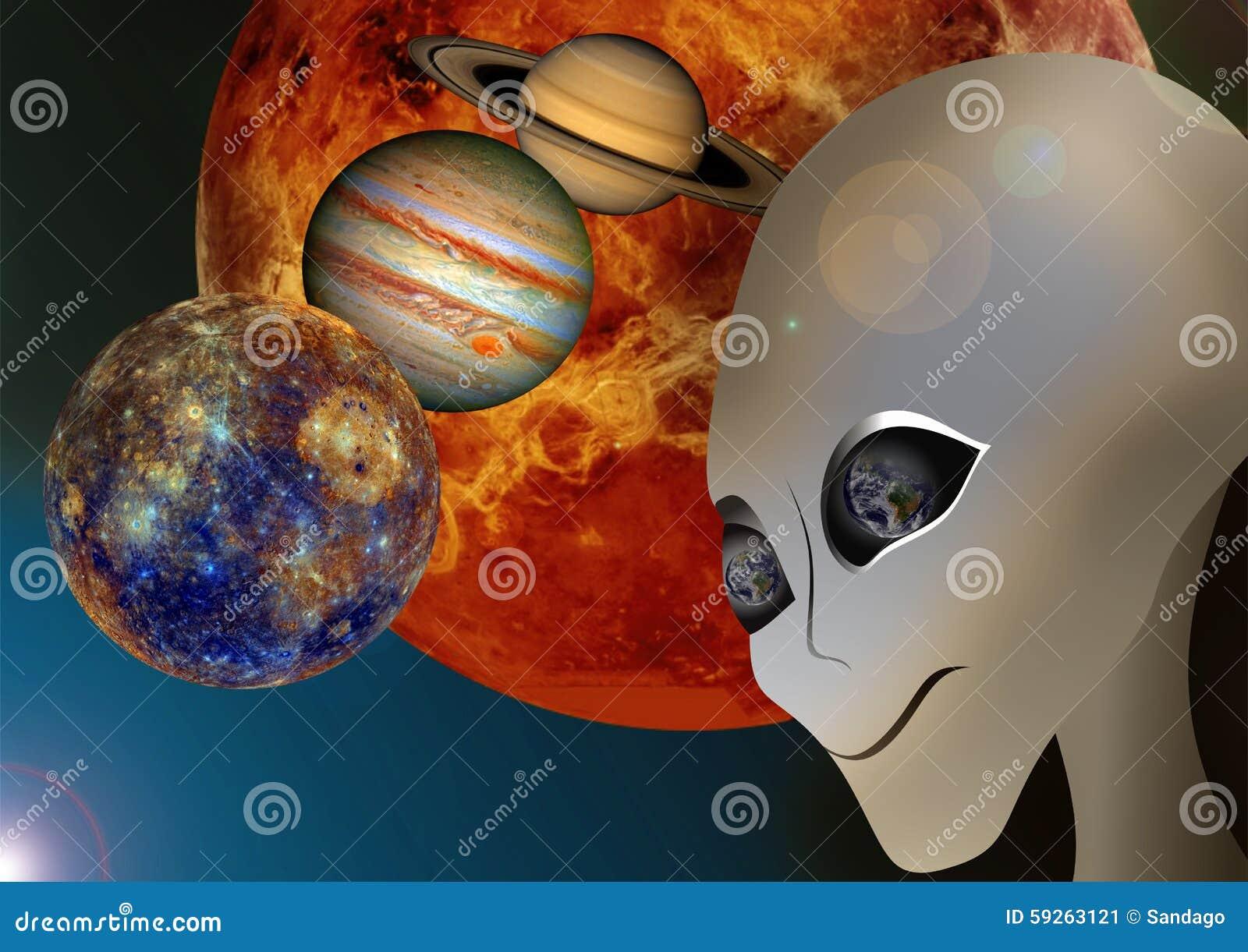 Straniero e spazio