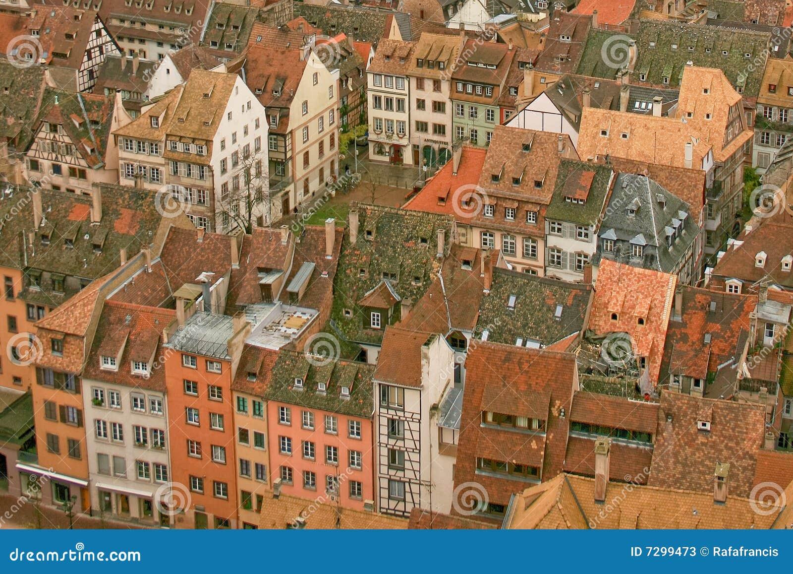 Strasbourg in alsace france stock photos image 7299473 for Alsace carrelage strasbourg
