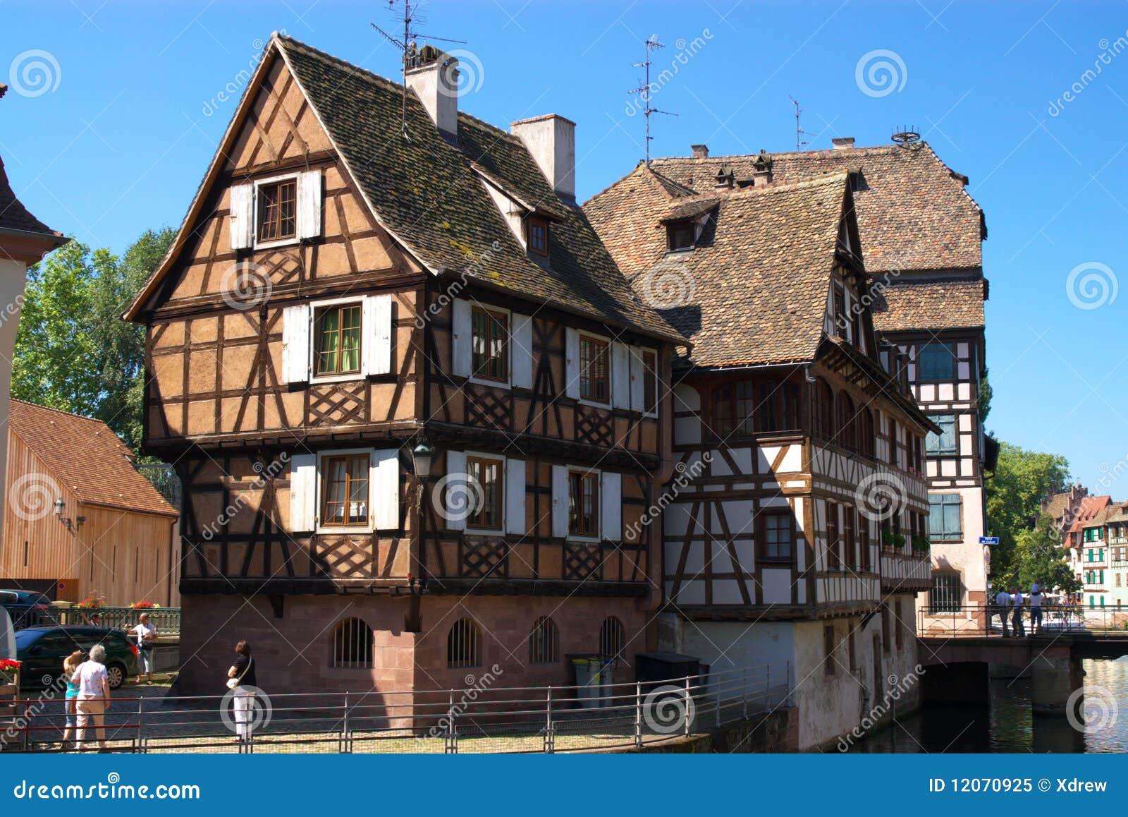 Strasbourg architecture royalty free stock photo image for Strasbourg architecture
