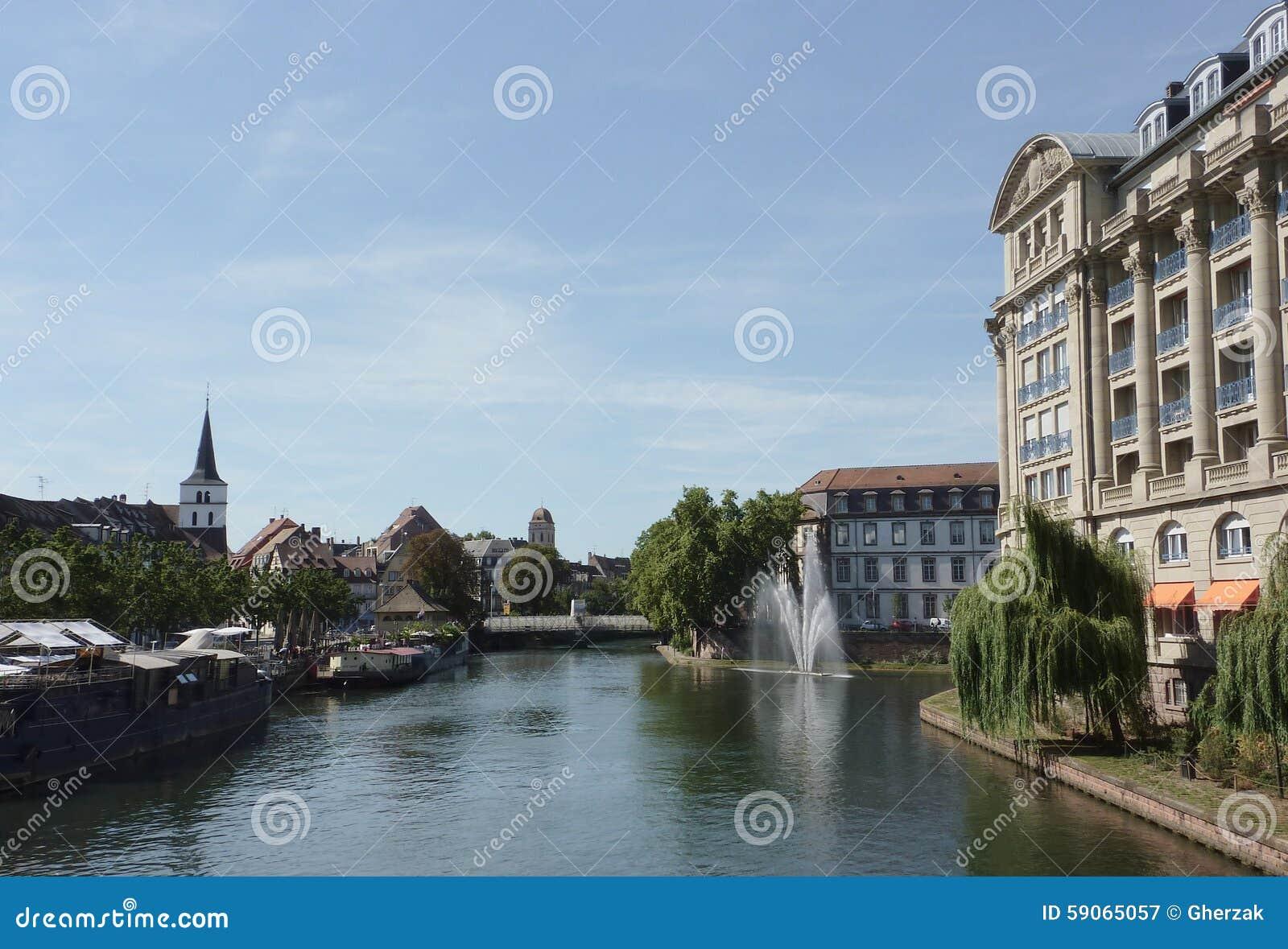 Strasbourg stock photo image 59065057 for Alsace carrelage strasbourg