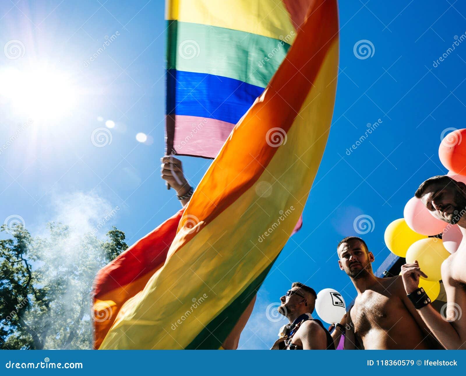 Strasbourg Gay Pride A cerebration