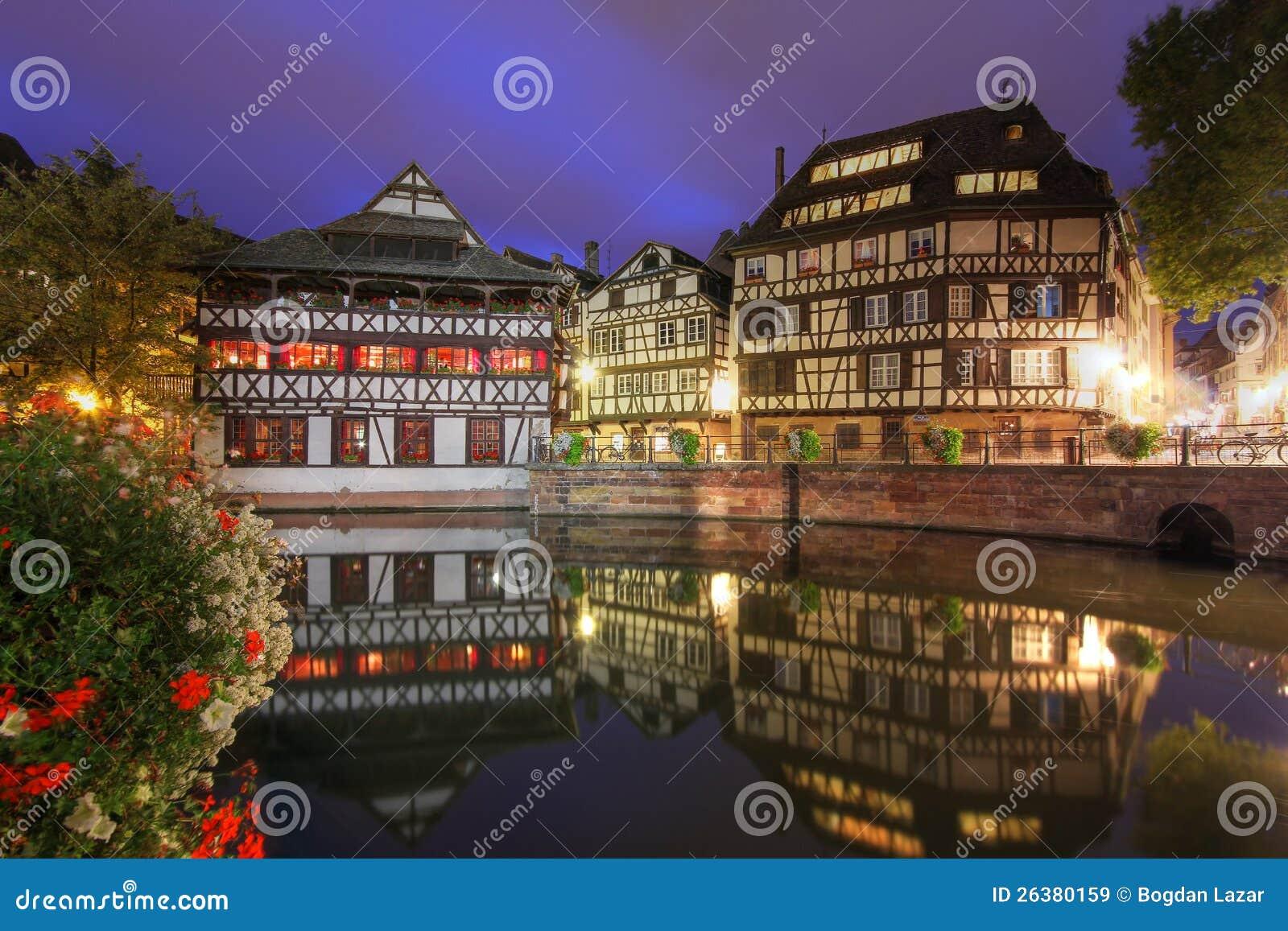 Strasburg, Francja