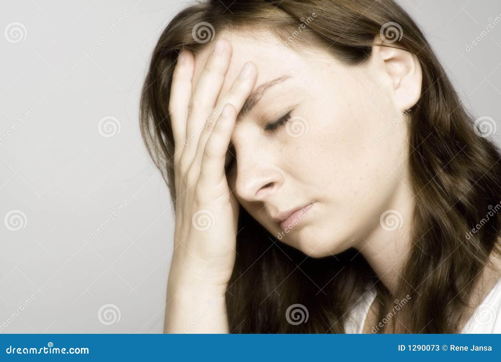 Straszna migrena