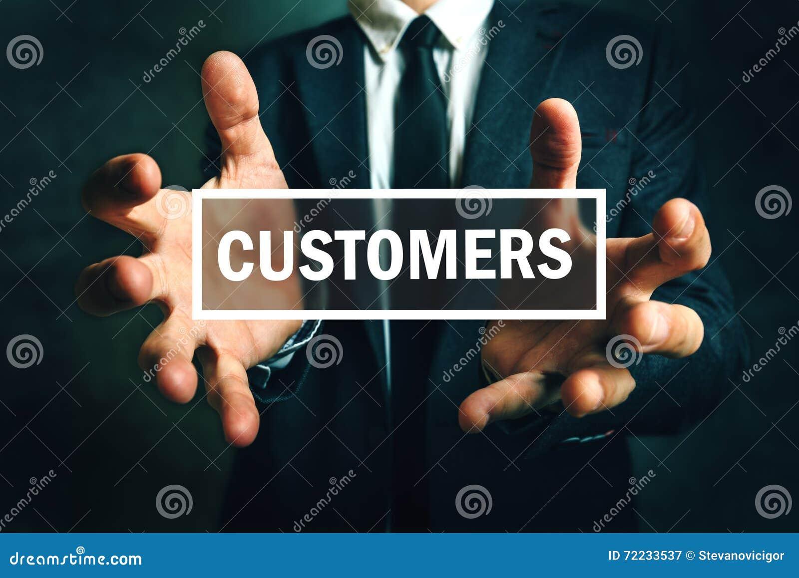 Strategia biznesowa utrzymywać klientów