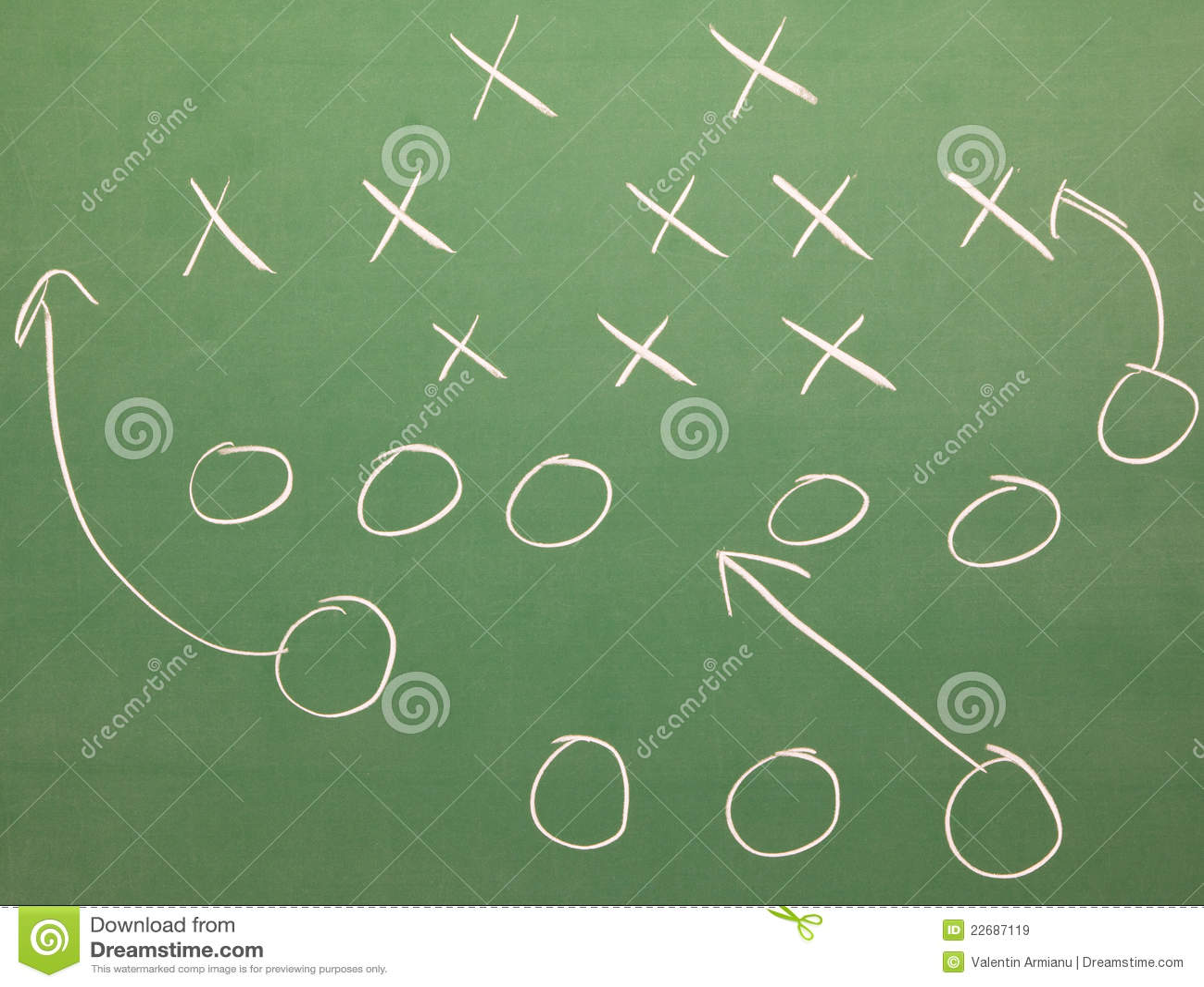 Strategia di gioco del calcio