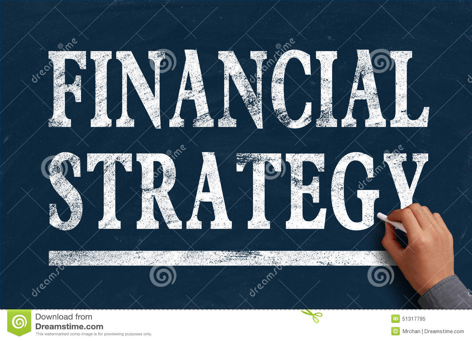 Strategia finanziaria