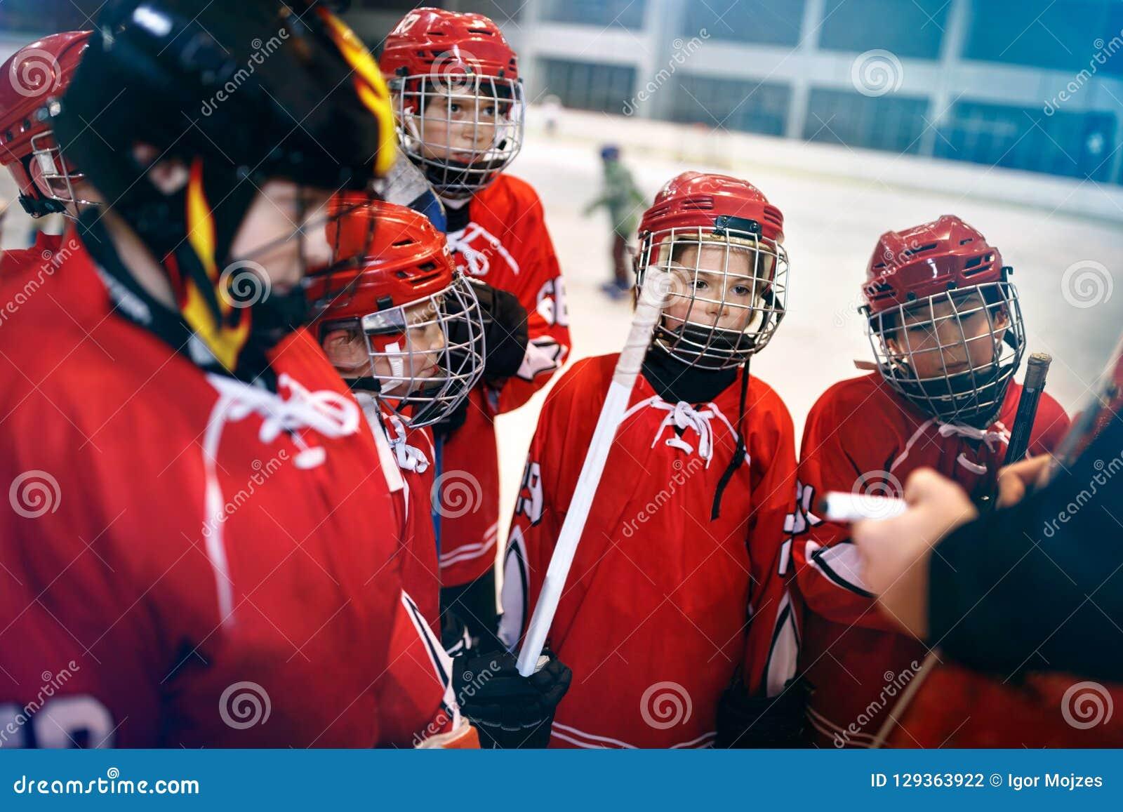 Strategia wygrywać w hokeju na lodzie