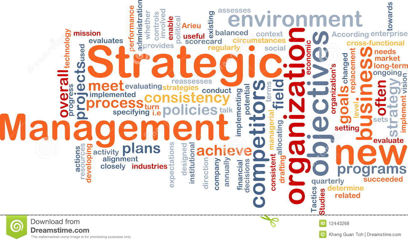strategic management and time based strategies Resource-based theory [1] these competitive advantages in turn can help the organization enjoy strong profits, especially over time defining strategic management and strategy intended, emergent, and realized strategies.