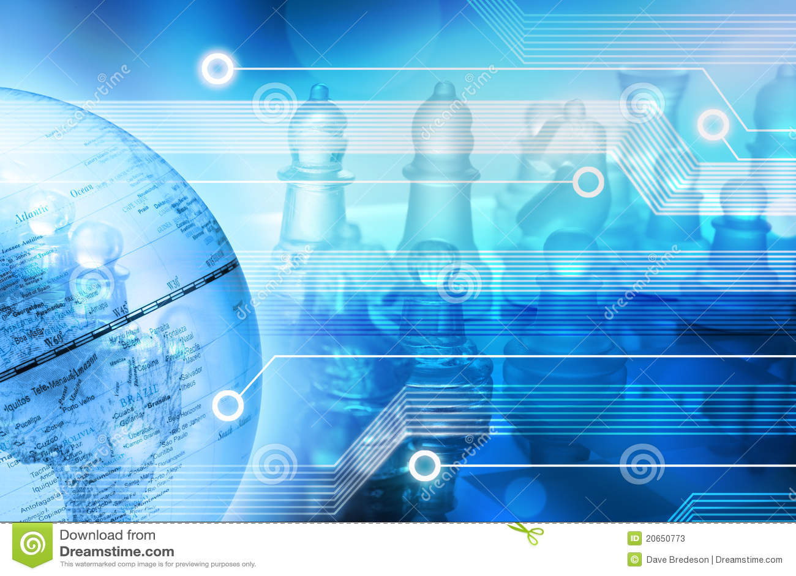 Strategii biznesowa globalna technologia
