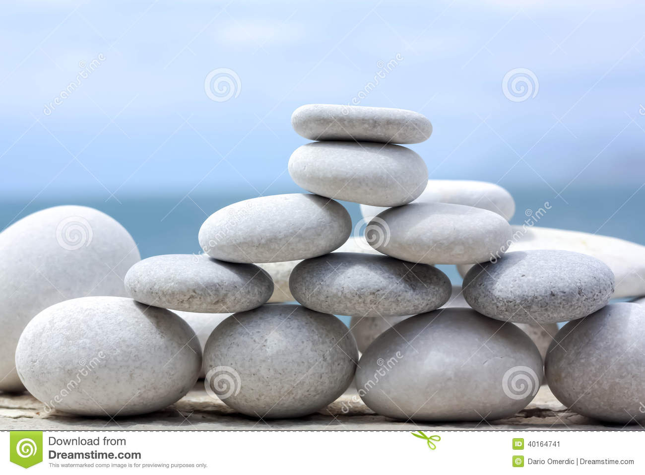 Strategy And Hierarchy Pyramid Stock Photo Image 40164741