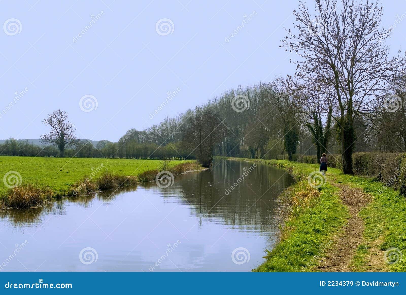 Stratford nach Avon-Kanal warw