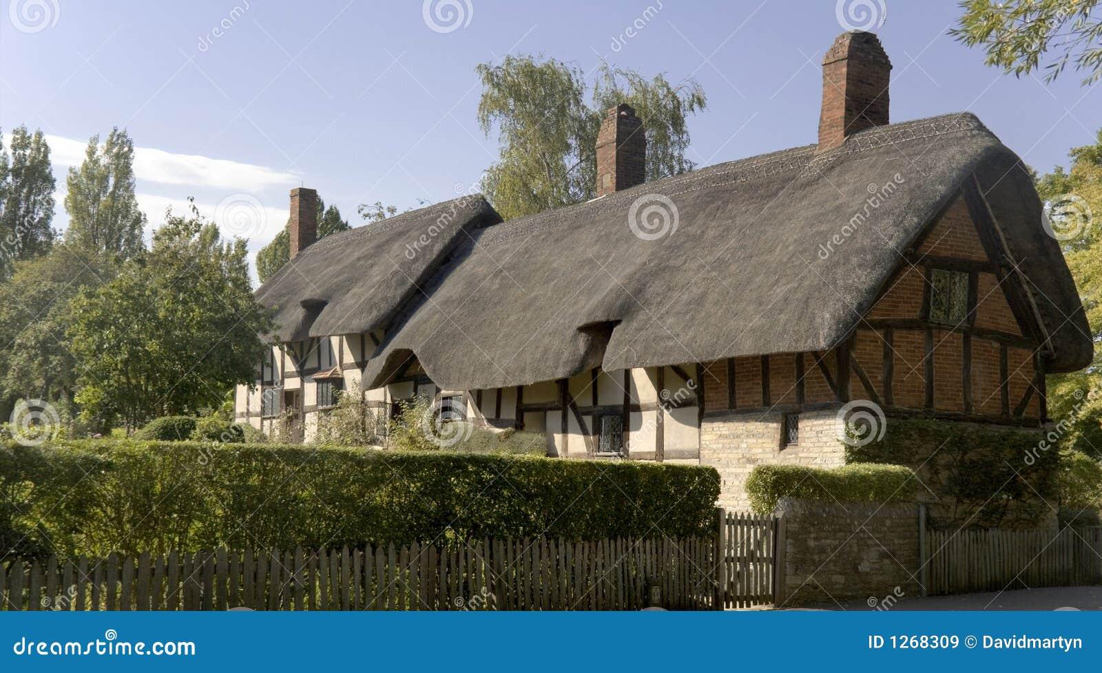 Stratford nach Avon Warwickshire England