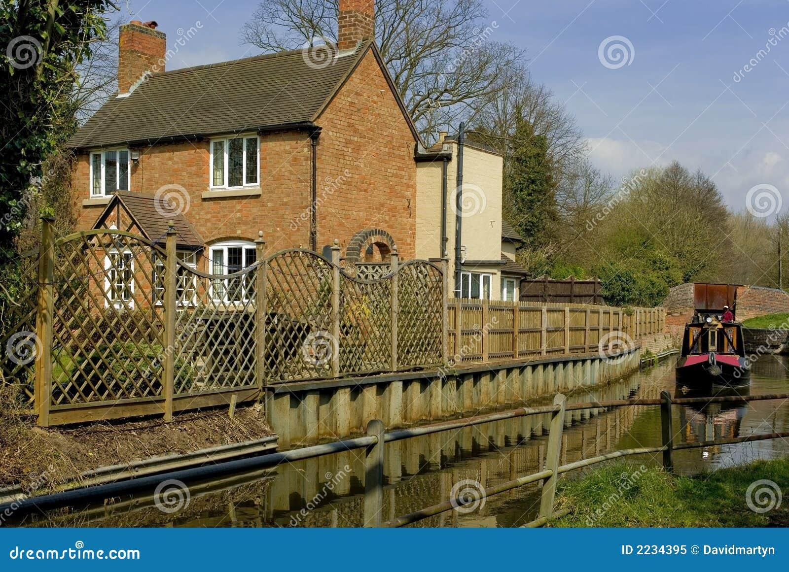Stratford sur le warw de canal d avon