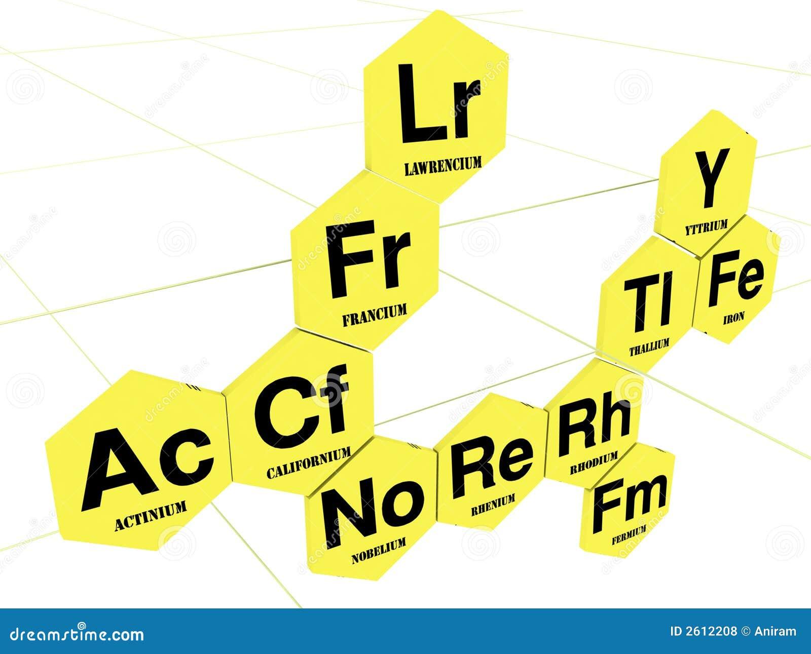 Strato chimico