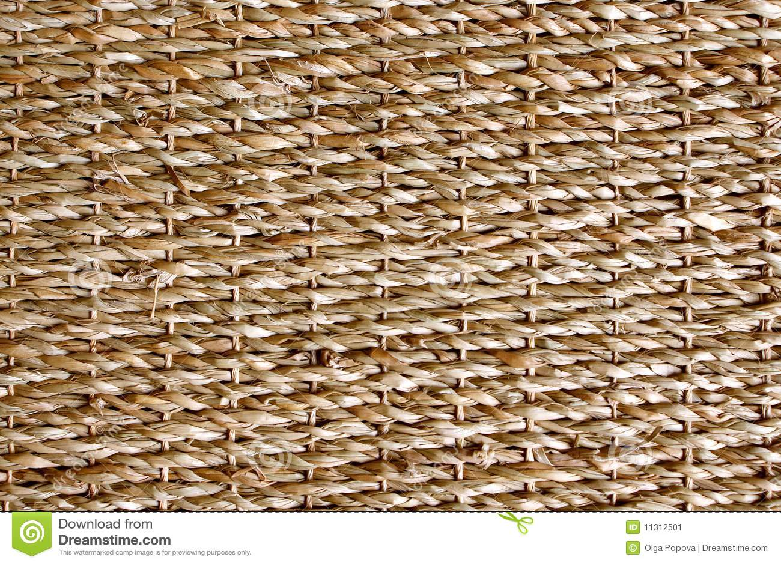 Straw background texture