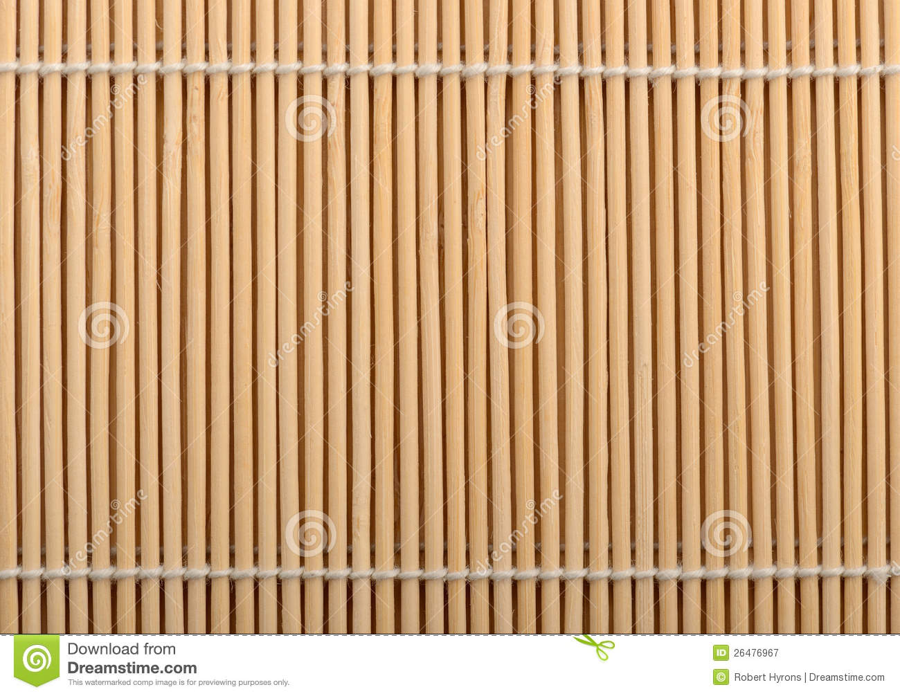 Straw Mat Stock Image Image Of Background Orient Bind