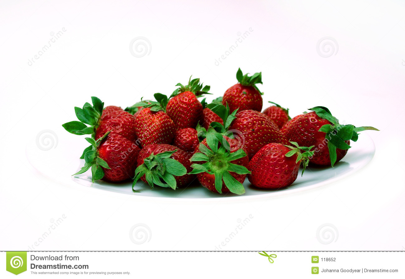 Download Strawberries stock photo. Image of frozen, vitamins, tropical - 118652