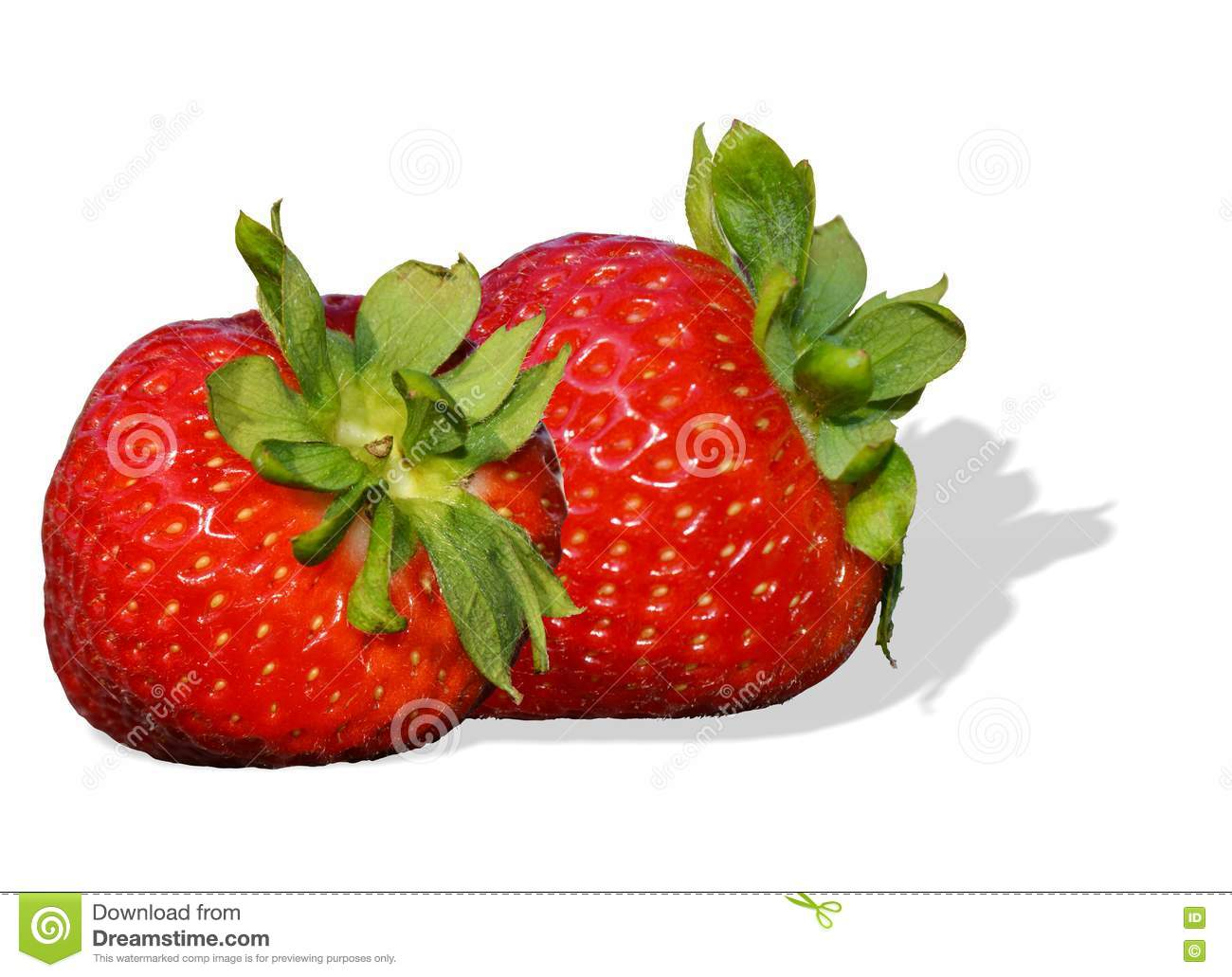 Strawberries, close up stock image. Image of colorful ...