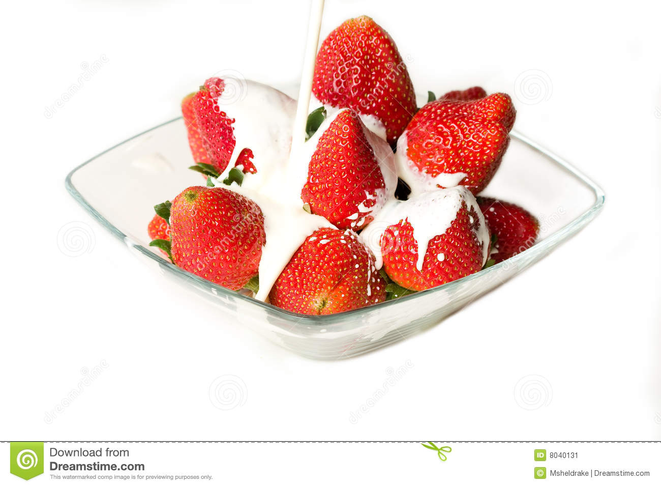 cream strawberries cream strawberries cream social strawberries and ...