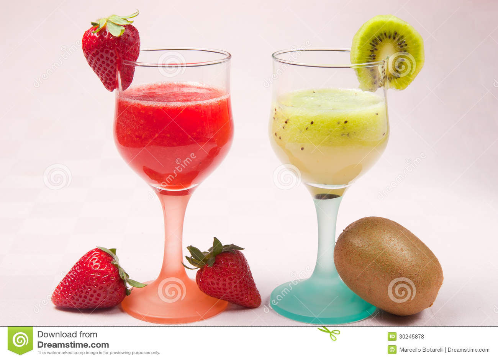 how to make kiwi juice from fresh kiwi
