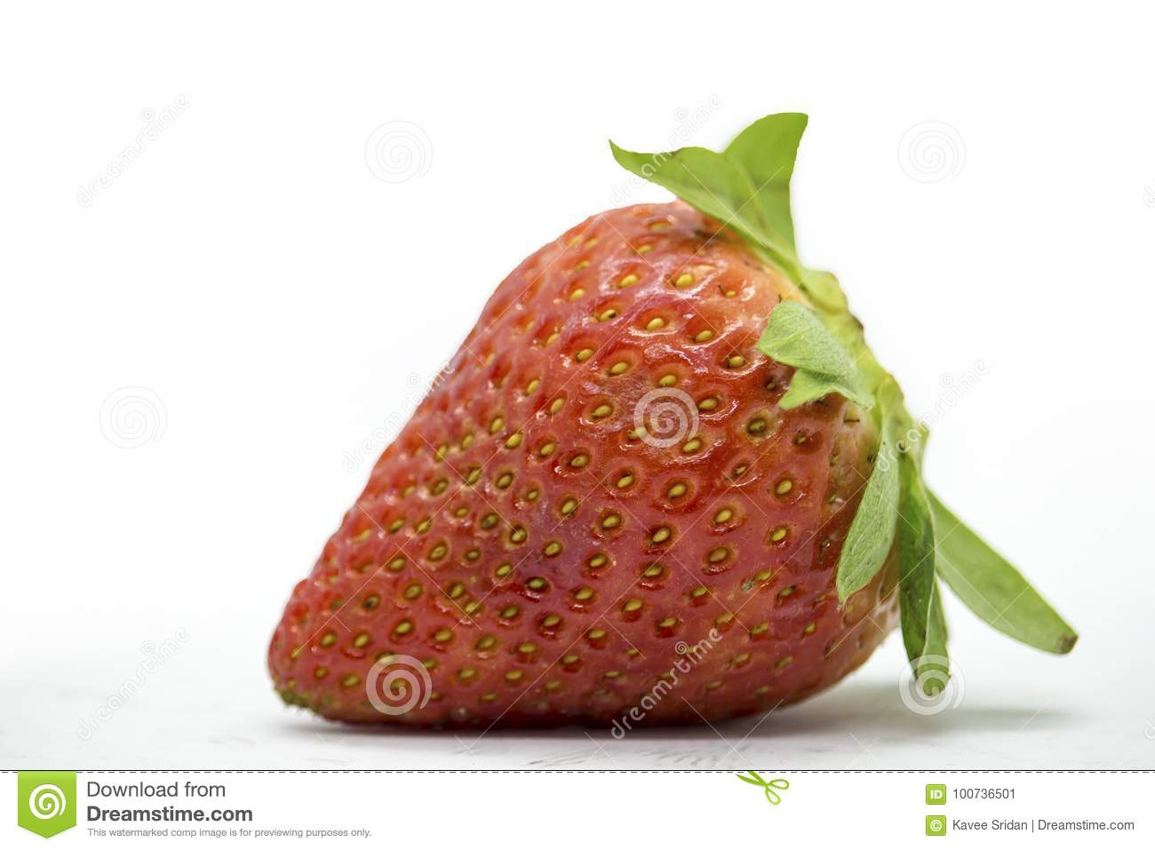 Strawberries vermelhos