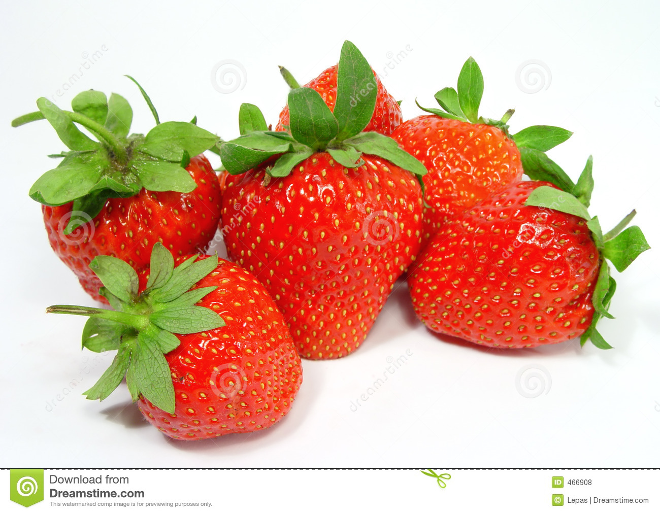 Download Strawberry stock photo. Image of white, berry, healthy - 466908