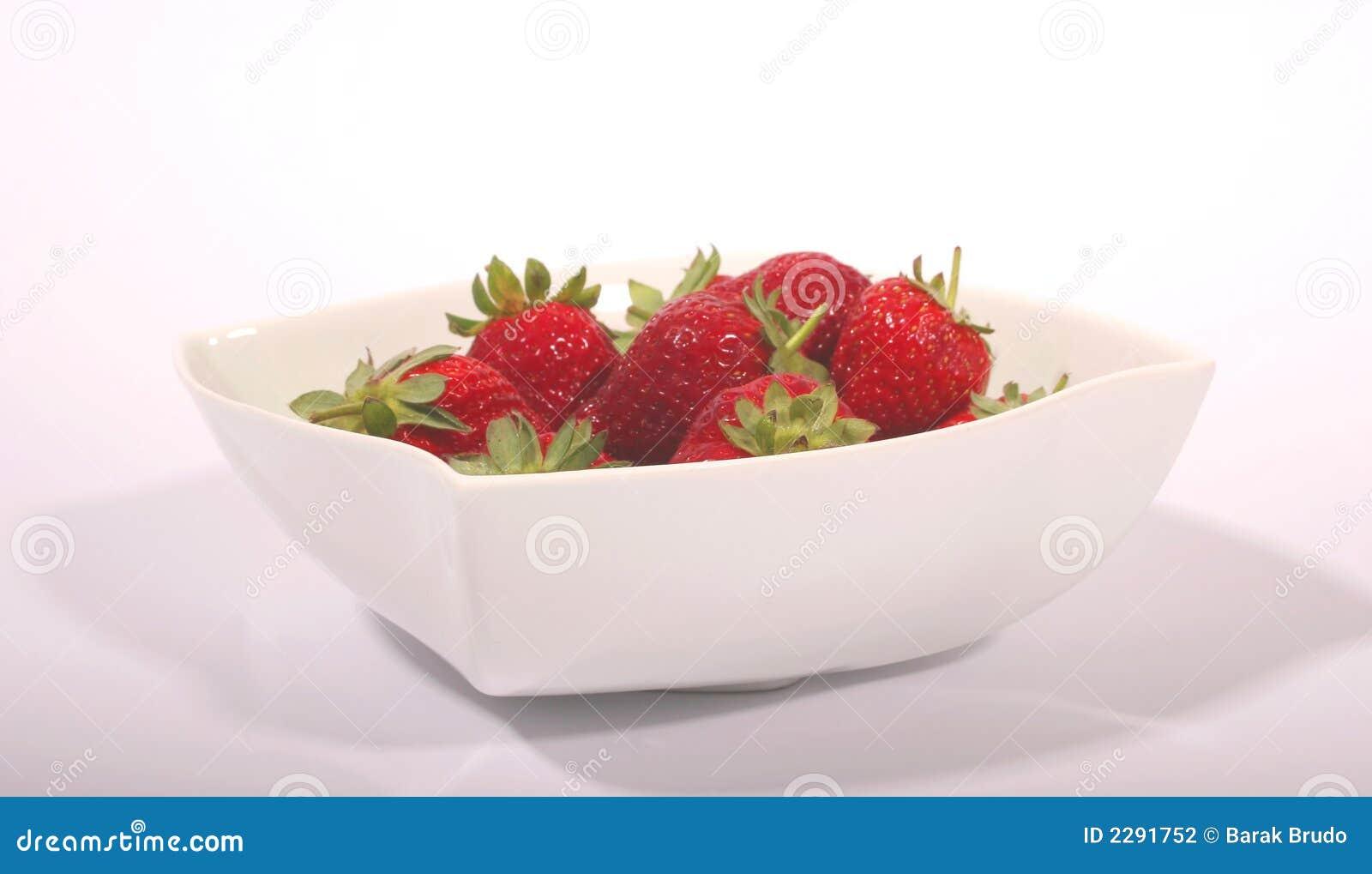 Strawberry Bowl #2