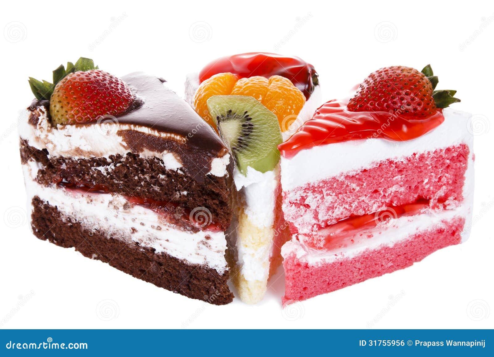Berry And Orange Raw Cake