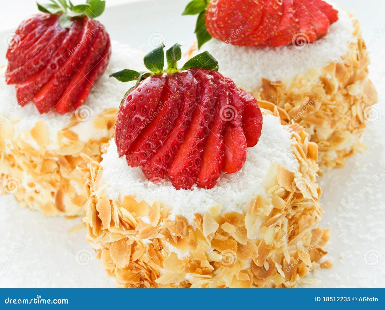 Strawberry Dessert Royalty Free Stock Photo Image 18512235
