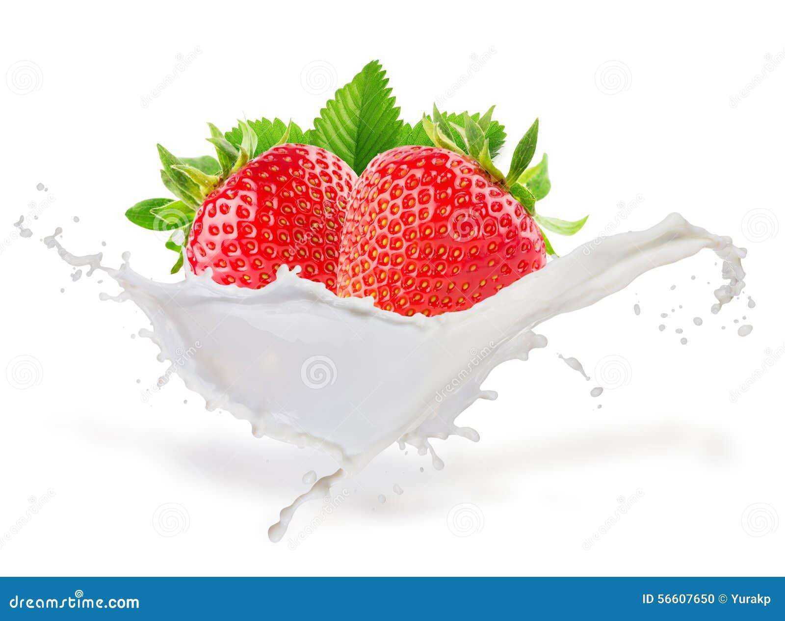 Green Black S Organic White Chocolate And Strawberries Ice Cream