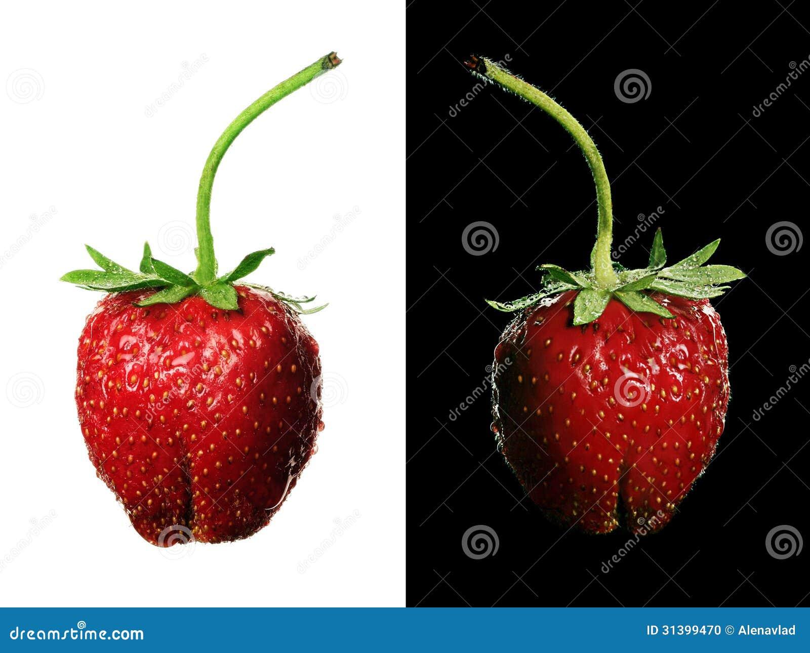 Strawberry pair
