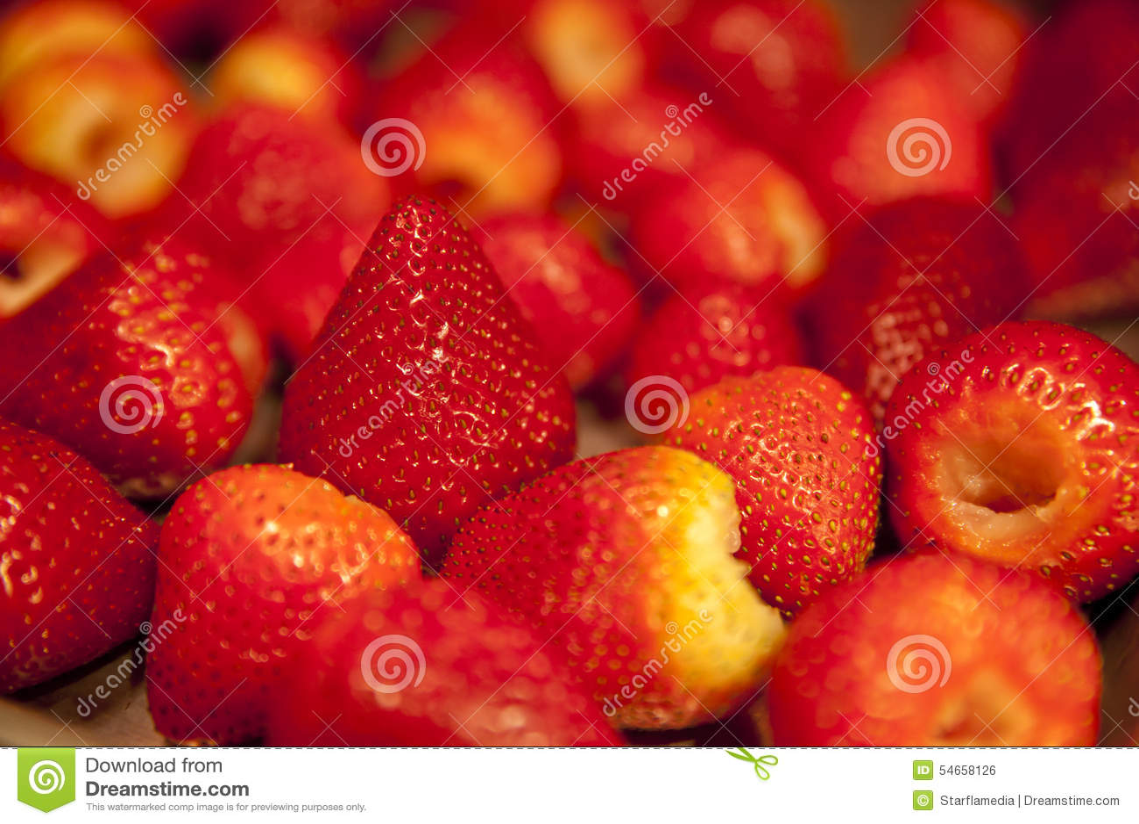 Strawberry Pose