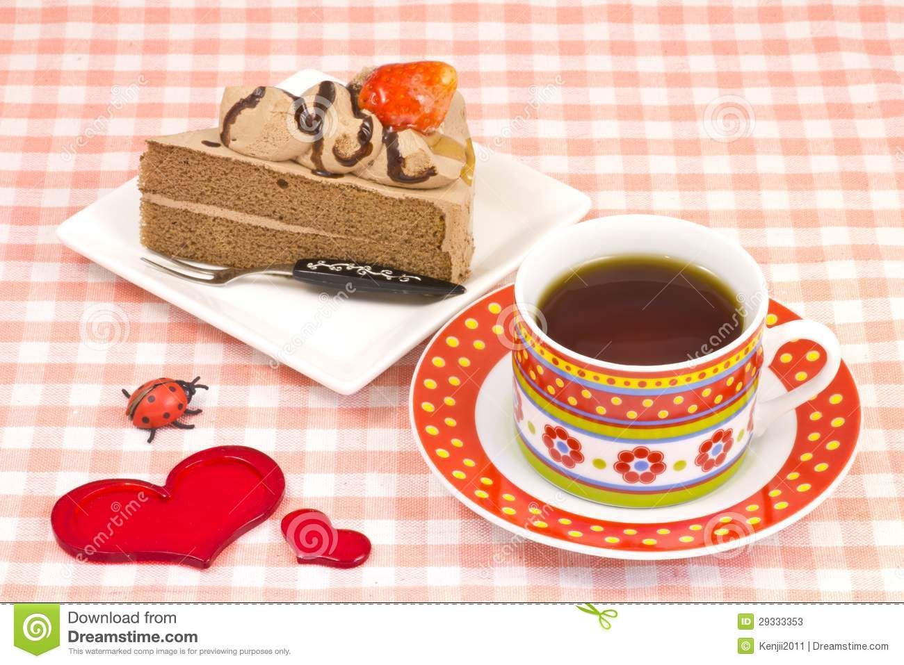 clipart coffee and cake - photo #45