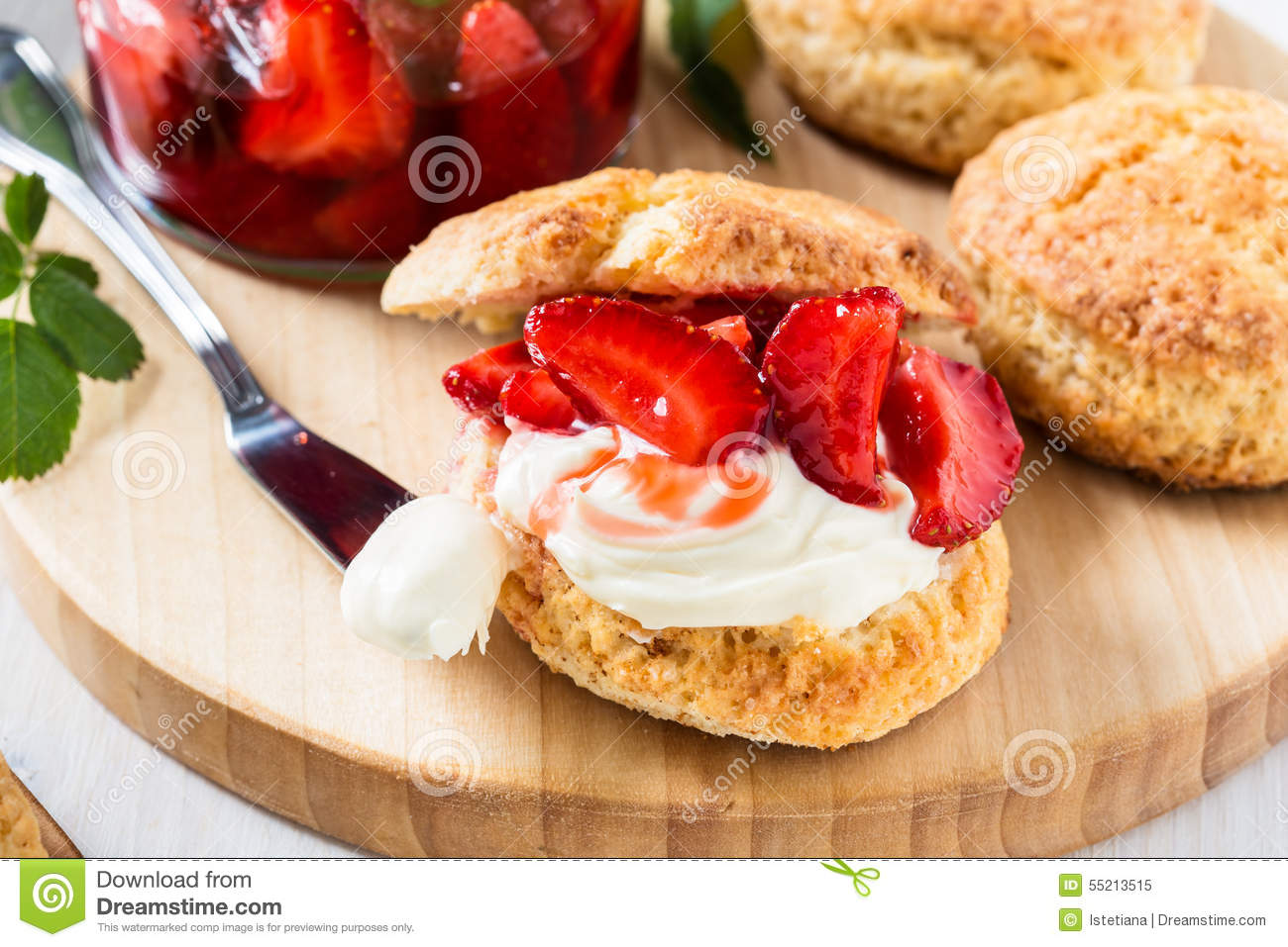 Mixed-Berry Shortcakes With Vanilla Whipped Cream Recipe ...