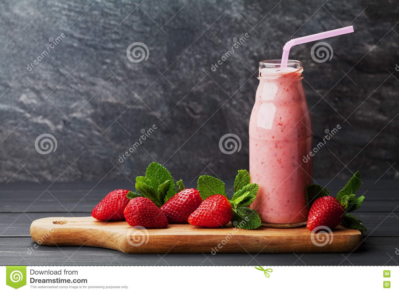 Raw Food Diet Breakfast Smoothie