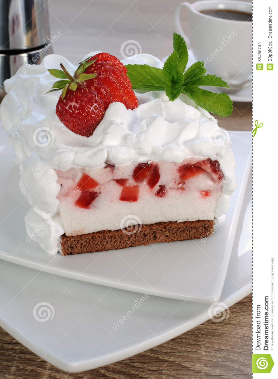 Jam And Cream Sponge Cake Calories