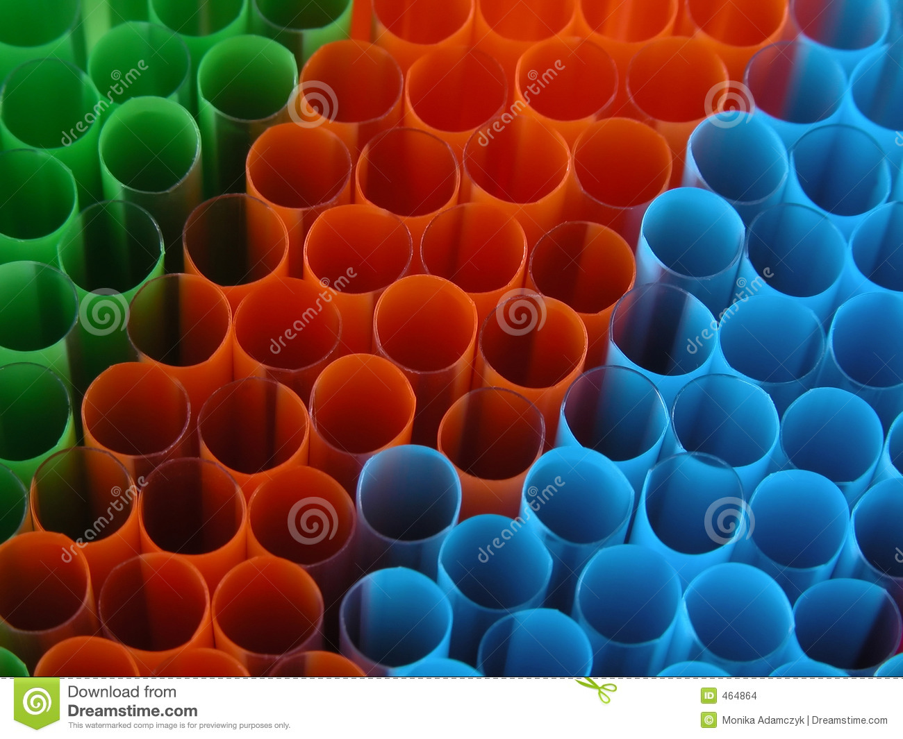 Download Straws stock photo. Image of cocktail, background, colorful - 464864