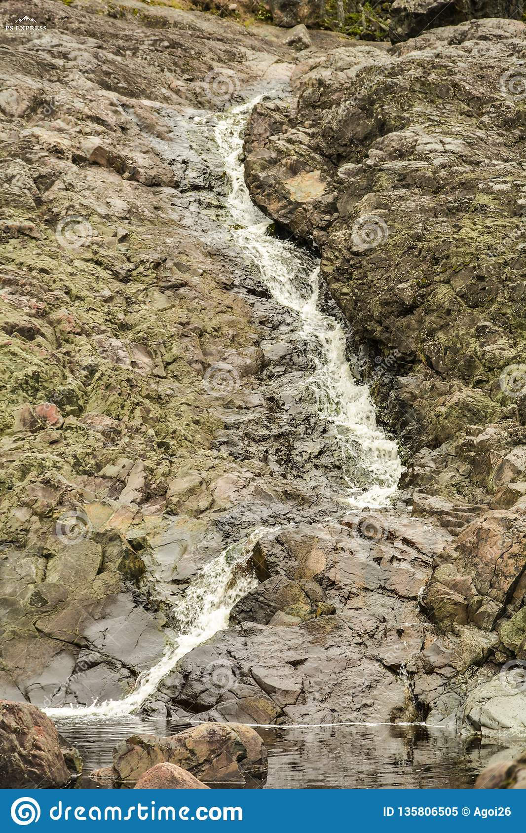Volcano Stream