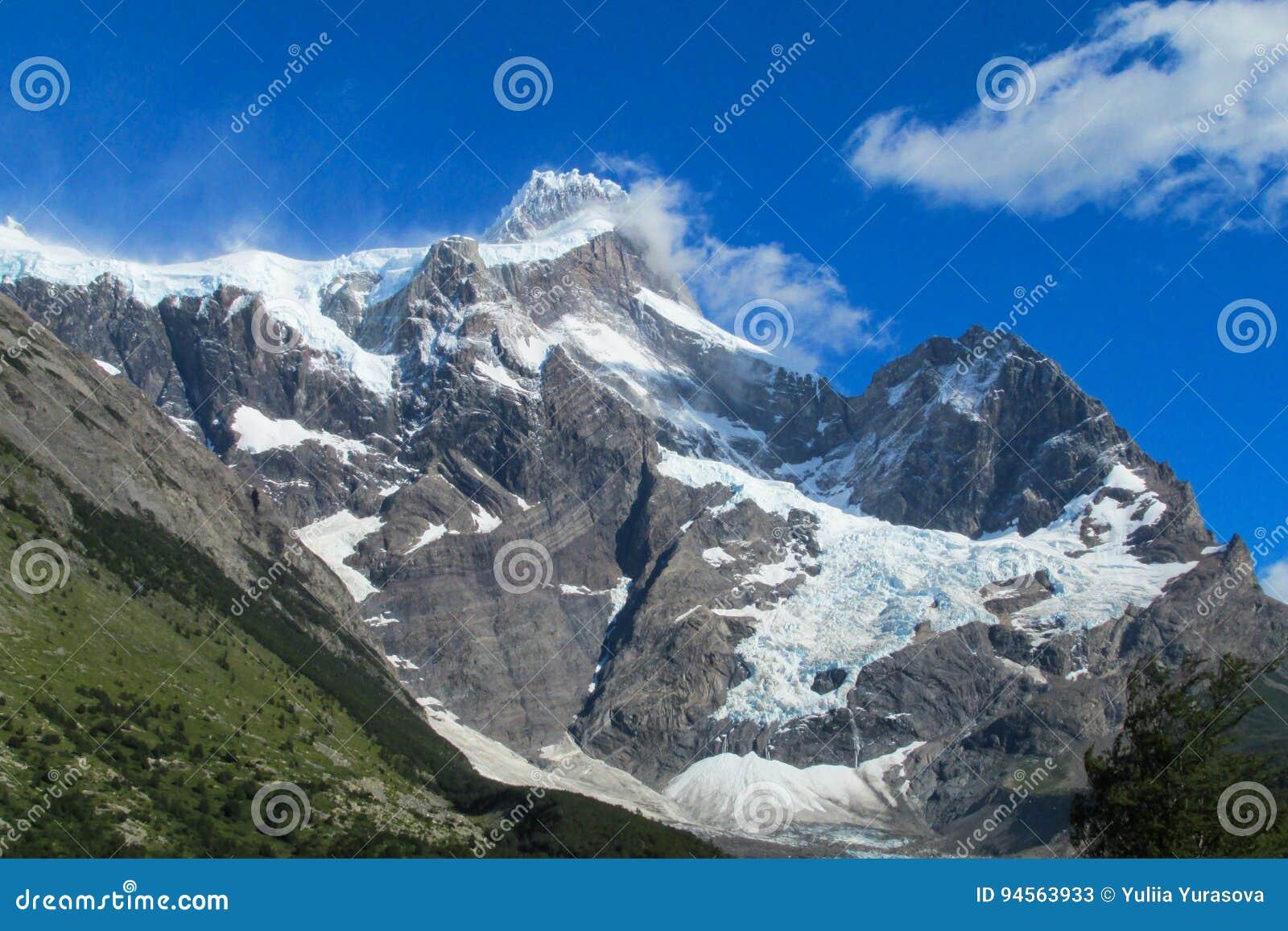 Strecke Anden Cerro Castillo